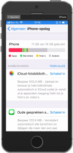 iphone-leegmaken-traag