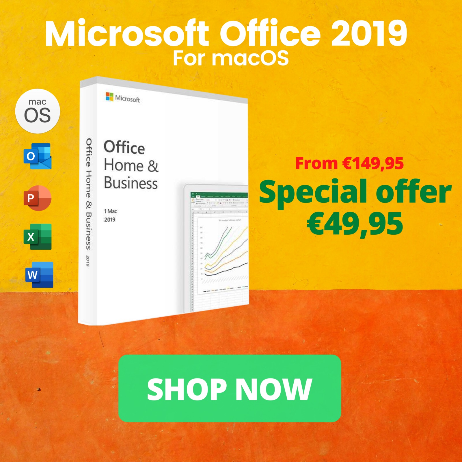 Office for Mac 2019